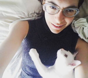 Melissa Davidson Cat