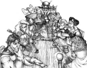 World of Warcraft Concept Art
