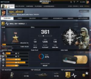 Battlefield 4 DICE