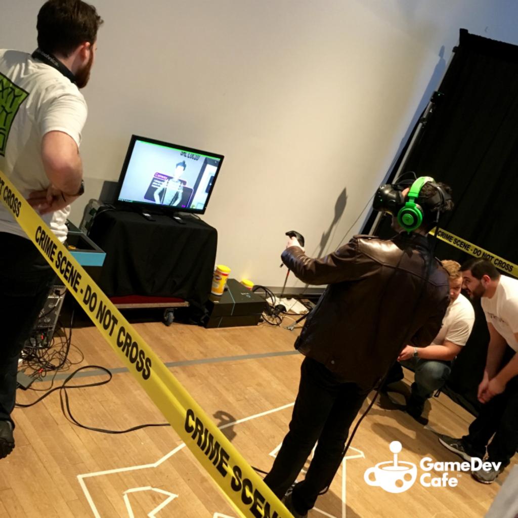 Detective VR